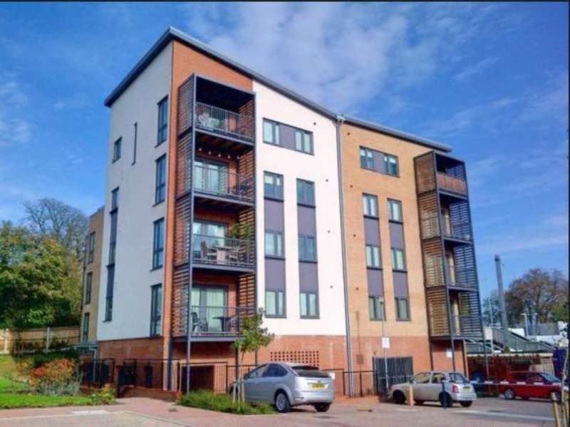 2 Bedrooms Flat for sale in Owen Court, Grade Close