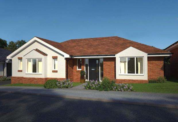 3 Bedrooms Detached Bungalow for sale in Moonhill Copse, Westclyst, Exeter, Devon