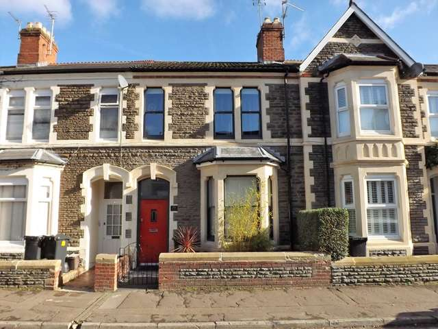 3 Bedrooms Terraced House for rent in PONTCANNA - Refurbished house within a few hundred yards of Pontcanna Fields