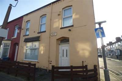4 Bedrooms House for rent in Bishop Road, Liverpool, L6