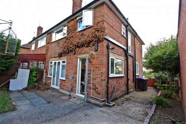 3 Bedrooms Semi Detached House for sale in Alverstone Road, Barn Rise Estate, Wembley Park, HA9