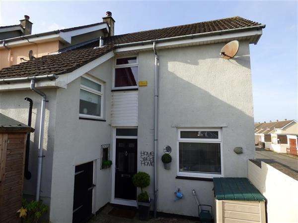 2 Bedrooms Terraced House for sale in North Court, Haverfordwest