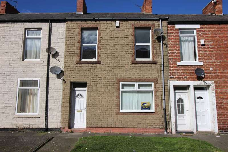 3 Bedrooms Terraced House for sale in Disraili Street, Blyth