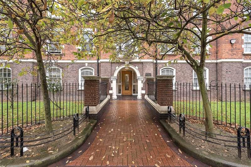 1 Bedroom Flat for sale in Scott Ellis Gardens, London, NW8
