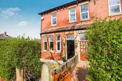3 Bedrooms Terraced House for sale in Lytham Road, Fulwood, Preston, Lancashire, PR2
