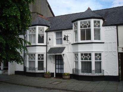 4 Bedrooms Terraced House for sale in High Street, Bala, Na, Gwynedd, LL23