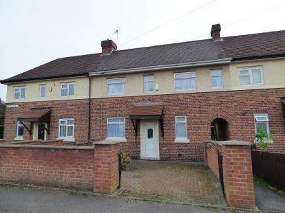 2 Bedrooms Terraced House for sale in Blackmore Street, Derby, Derbyshire