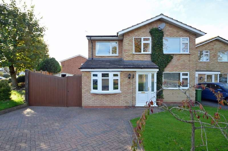 4 Bedrooms Link Detached House for sale in Bilton Lane, Dunchurch, Rugby