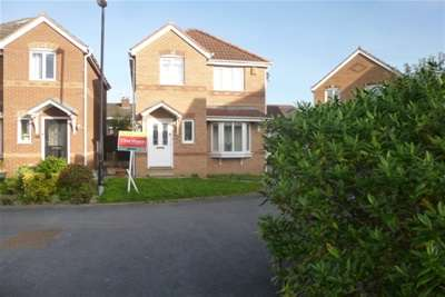 3 Bedrooms Detached House for rent in Cheddon Way Pensby