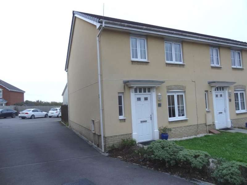 3 Bedrooms End Of Terrace House for sale in Clos Celyn, Barry