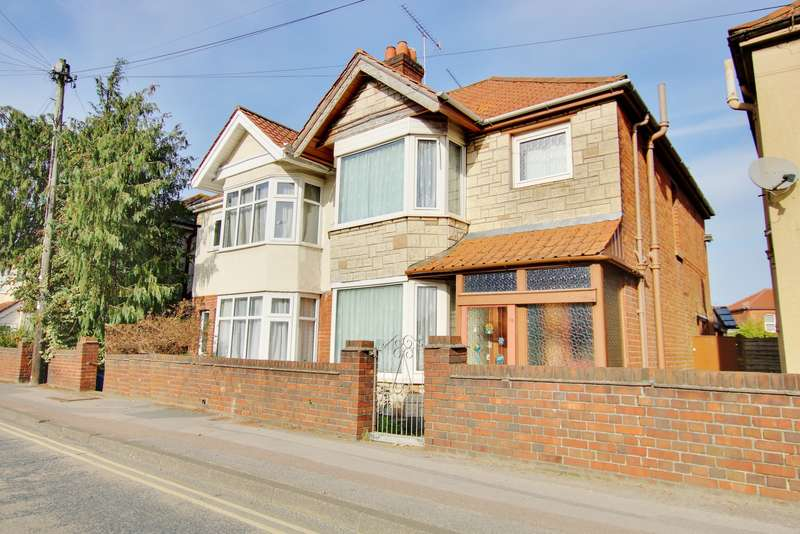 3 Bedrooms Semi Detached House for sale in NO FORWARD CHAIN! GREAT SIZED BEDROOMS! ENCLOSED REAR GARDEN!