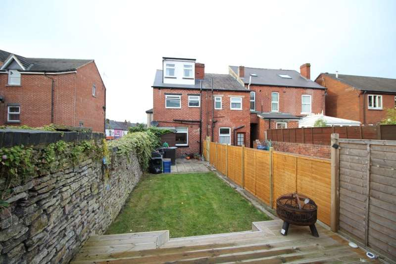 4 Bedrooms Terraced House for sale in Olivet Road, Sheffield, S8