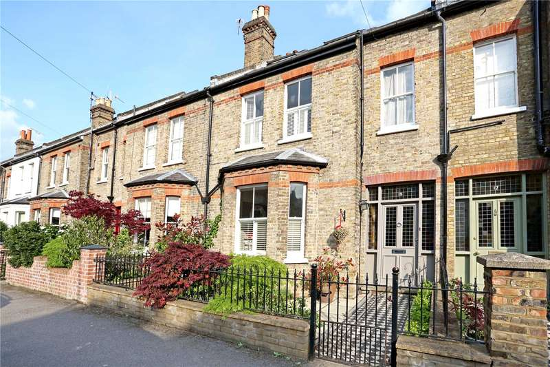 4 Bedrooms Terraced House for sale in Frances Road, Windsor, Berkshire, SL4