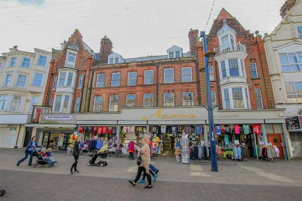 6 Bedrooms Commercial Property for sale in 65 Regent Road, Great Yarmouth