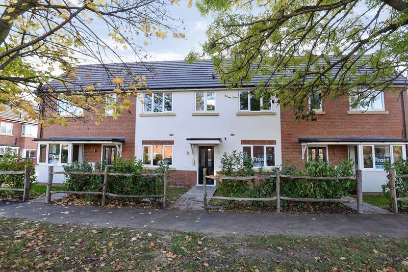 1 Bedroom Maisonette Flat for sale in Hadrian Way, Stanwell, TW19