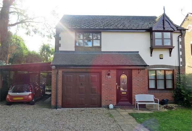 4 Bedrooms Detached House for sale in Barnes Wallis Court, Welton, Lincoln