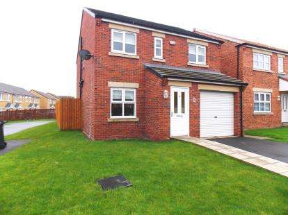 4 Bedrooms Detached House for sale in The Ridings, Middlesbrough