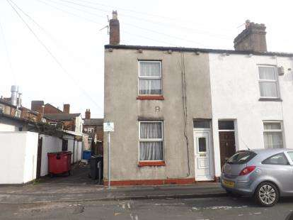 2 Bedrooms Terraced House for sale in Sharp Street, Warrington, Cheshire, WA2