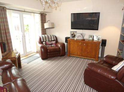 3 Bedrooms End Of Terrace House for sale in Thorn Well, Westhoughton, Bolton, Greater Manchester, BL5