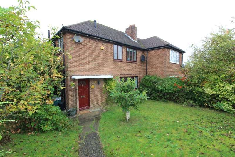 3 Bedrooms Semi Detached House for sale in Eton Road, Orpington, Kent, BR6 9HD