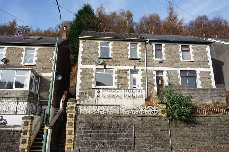 3 Bedrooms Semi Detached House for sale in Aberbeeg Road, Abertillery, NP13