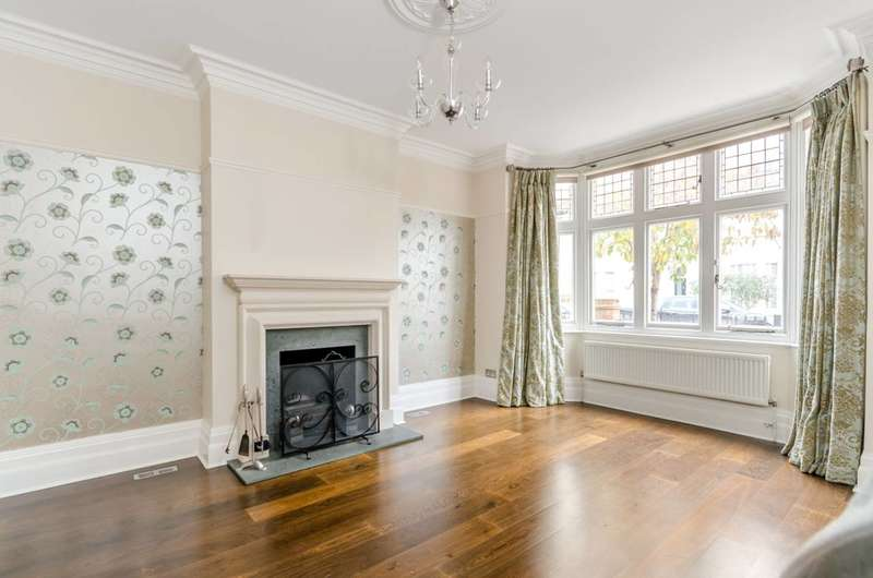4 Bedrooms End Of Terrace House for sale in Elm Road, East Sheen, SW14
