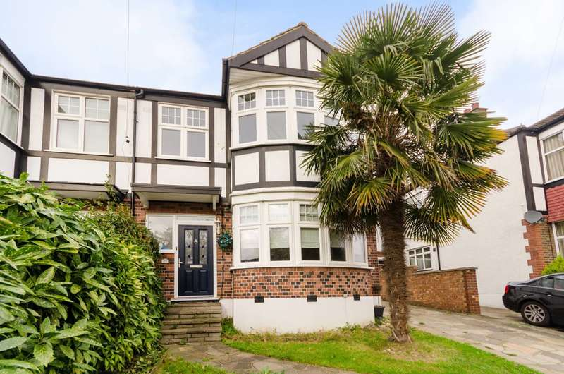 5 Bedrooms House for sale in Southern Avenue, South Norwood, SE25