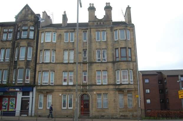 1 Bedroom Flat for sale in 1613 Paisley Road West, Flat 3/1, Cardonald, G52