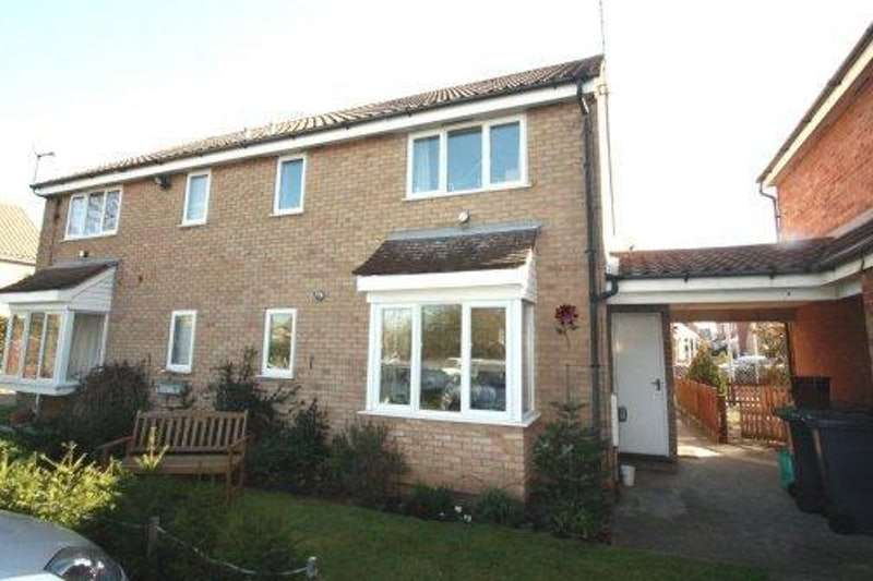 1 Bedroom Terraced House for sale in lincoln crescent, biggleswade, Bedfordshire, SG18