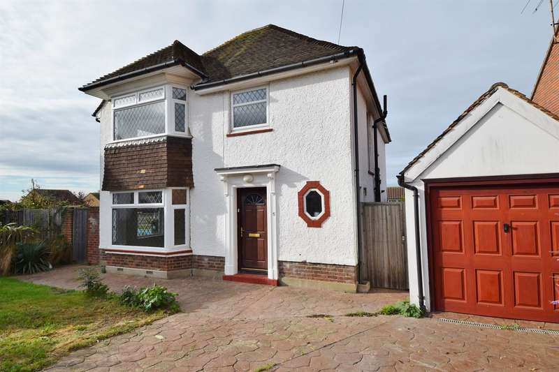 4 Bedrooms Detached House for sale in Dence Close, Herne Bay