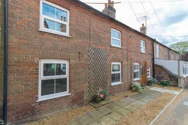3 Bedrooms Terraced House for sale in 59 Oak Street, Fakenham