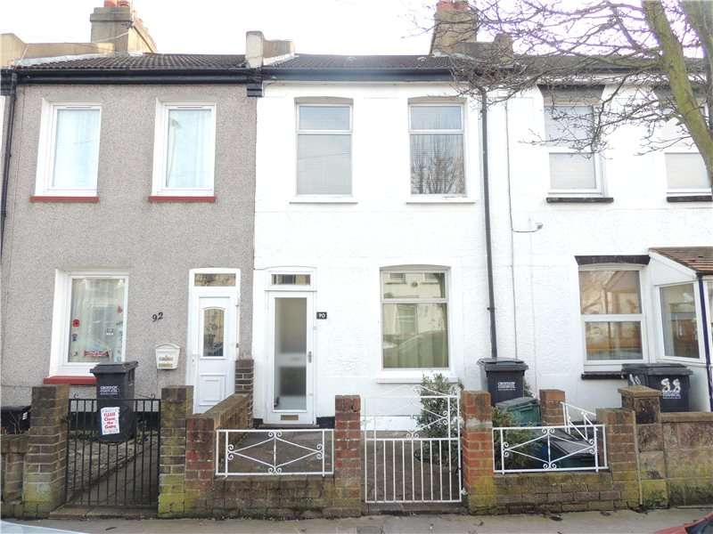 3 Bedrooms Terraced House for sale in Exeter Road, East Croydon