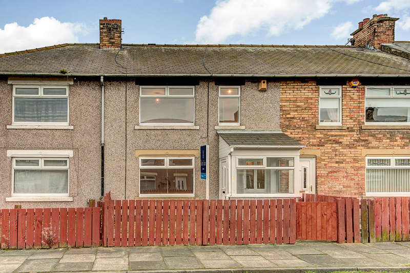 3 Bedrooms Terraced House for sale in Collingwood Road, Newbiggin-By-The-Sea, NE64