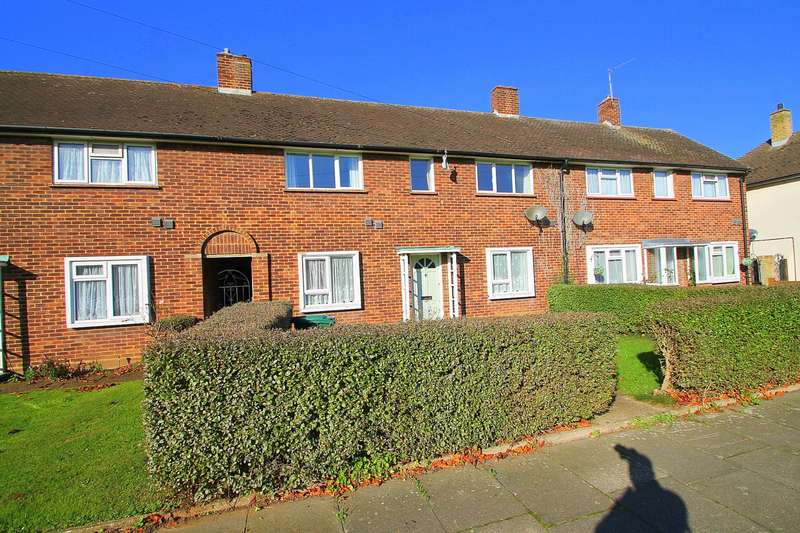 3 Bedrooms Terraced House for sale in Elsinore Avenue, Staines-Upon-Thames, TW19