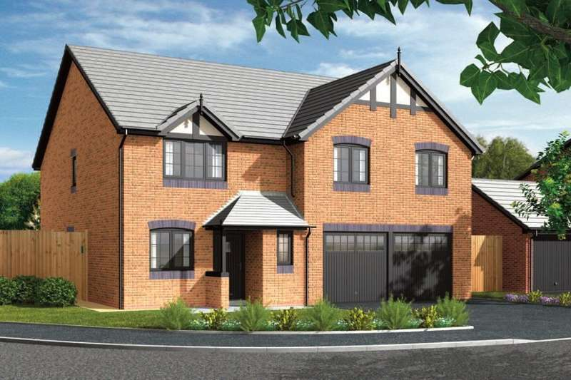 5 Bedrooms Detached House for sale in Daneside Park Forge Lane, Congleton, CW12
