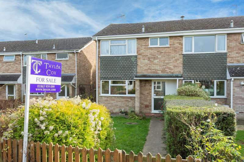 3 Bedrooms Semi Detached House for sale in Colwell Drive, Witney