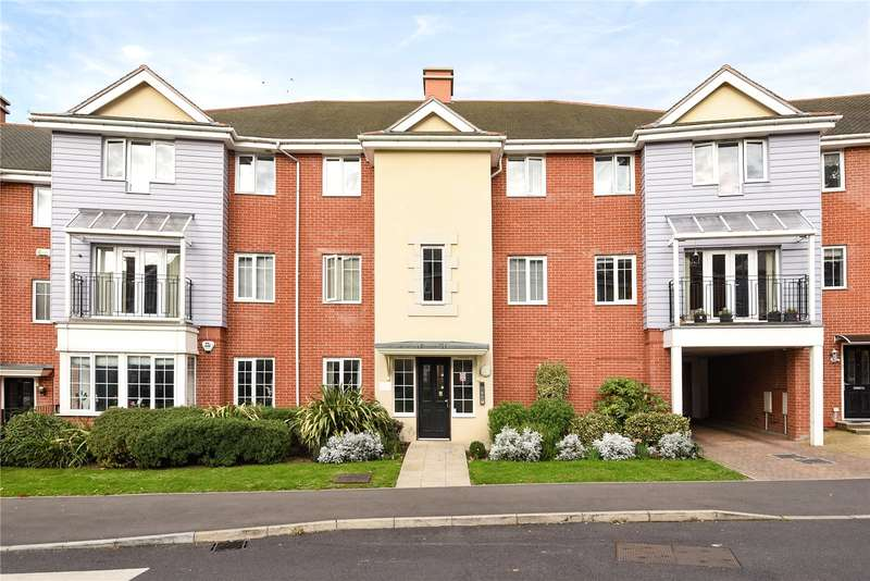 2 Bedrooms Apartment Flat for sale in Denmark Hill House, Flowers Avenue, Ruislip, Middlesex, HA4