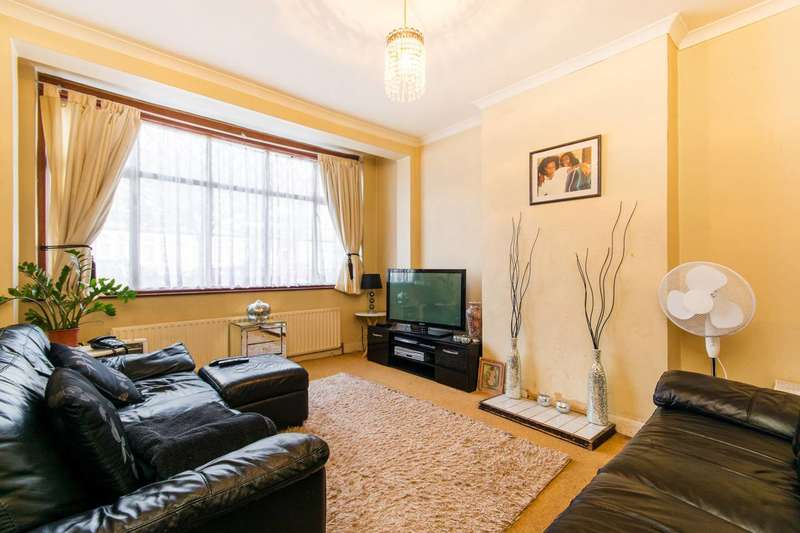 3 Bedrooms Terraced House for sale in Beckway Road, Norbury, SW16
