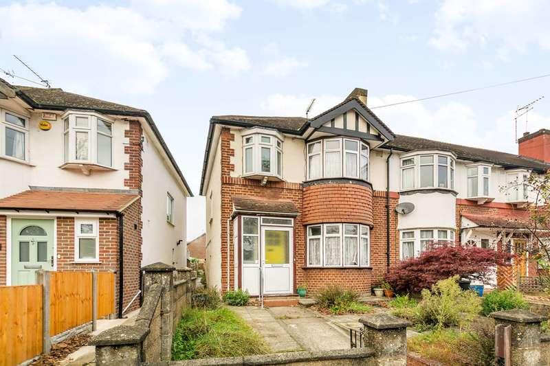 3 Bedrooms House for sale in Whitton Dene, Twickenham, TW7