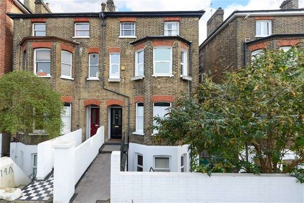 1 Bedroom Flat for sale in Avenue Park Road, West Norwood