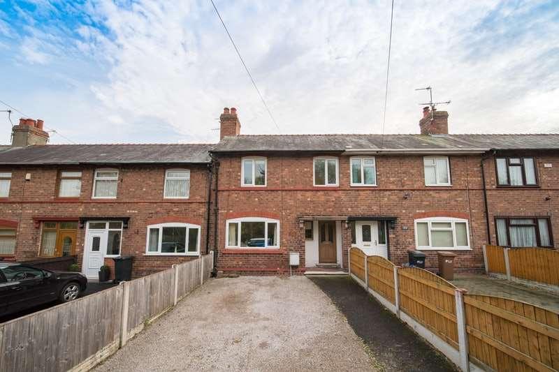 2 Bedrooms Terraced House for sale in Brook Road, Deeside, Flintshire, CH5