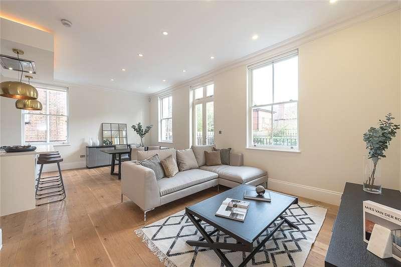 3 Bedrooms Flat for sale in Shepherds Hill, London, N6