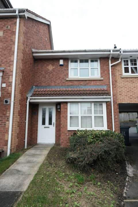 3 Bedrooms Town House for sale in The Fieldings, Fulwood, Preston, PR2