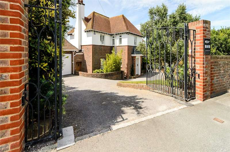 6 Bedrooms Detached House for sale in Longhill Road, Ovingdean, East Sussex, BN2