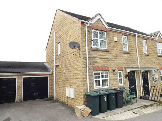 3 Bedrooms Terraced House for sale in Dewberry Close, Bradford, West Yorkshire