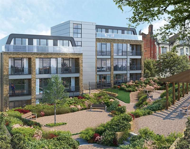 3 Bedrooms Flat for sale in Aspects, 30 Muswell Hill, London