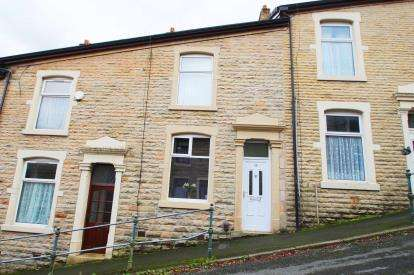 2 Bedrooms Terraced House for sale in Nicholas Street, Darwen, Lancashire, ., BB3