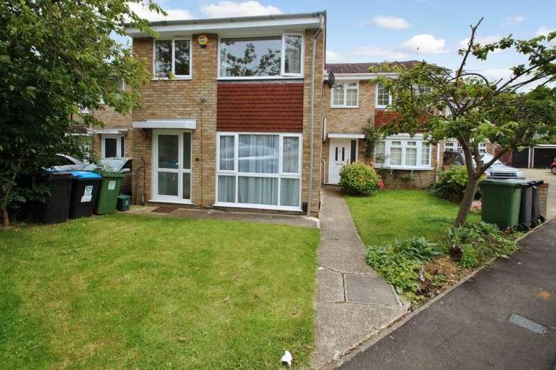 3 Bedrooms Terraced House for sale in Woodhall Farm, Hemel Hempstead