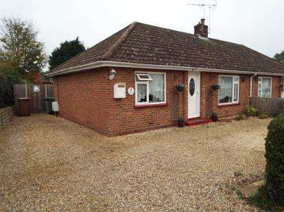 2 Bedrooms Bungalow for sale in Wroxham, Norwich, Norfolk