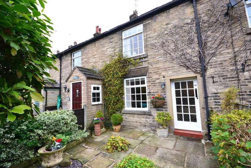 2 Bedrooms Terraced House for sale in Oldham Street, Bollington, Macclesfield